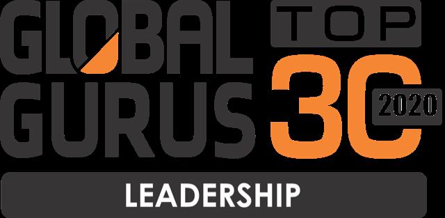 top 30 leadership gurus